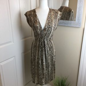 🌷Michael Kors Snake Print Dress🌷